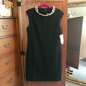 🆕 Eliza J sleeveless knit dress - size 14 ⭐️